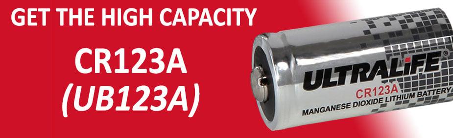UB123A Samples Available